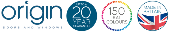 origin 20 year guarantee